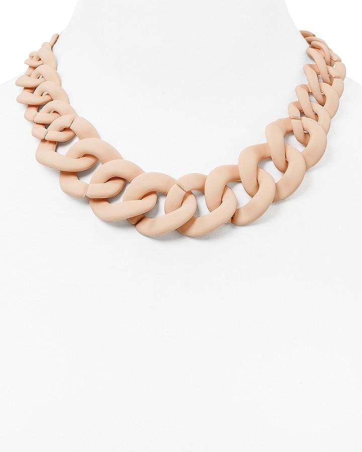 Aqua Nanie Necklace, 16 - 100% Exclusive