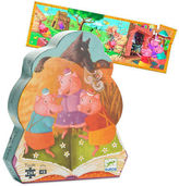 Djeco NEW The Three Little Pigs Jigsaw Puzzle
