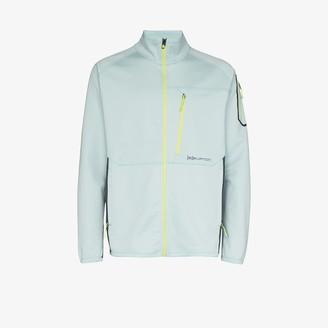 Burton Ak light blue Grid sports jacket