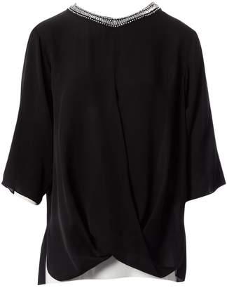 Michael Kors \N Black Silk Tops