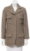 Chanel Wool Bouclé Jacket