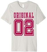 Men's 14th birthday Gift Idea 14 Year Old Girl Shirt 2002 Tee CF XL