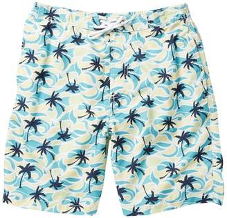Trunks Surf And Swim Co. Swami Printed Swim Shorts