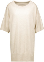 MM6 MAISON MARGIELA Wool and cashmere-blend tunic