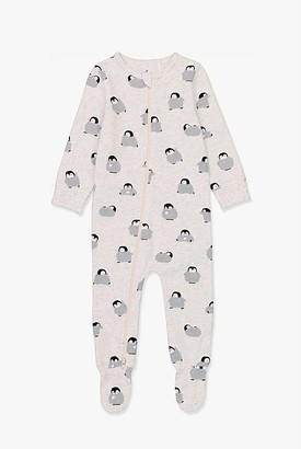 Country Road Penguin Jumpsuit