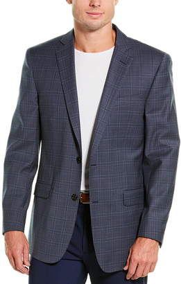 Brooks Brothers Regent Fit Wool-Blend Suit Jacket
