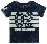 True Religion Boys' Indigo American Tee