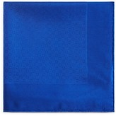 Salvatore Ferragamo Gancini Solid Pocket Square
