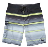 Billabong Boy's All Day Stripe X Performance Board Shorts