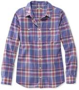 L.L. Bean L.L.Bean Madras Shirt, Long-Sleeve