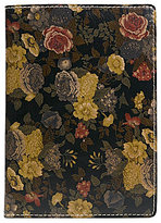 Patricia Nash Denim Fields Collection Vinci Floral Journal