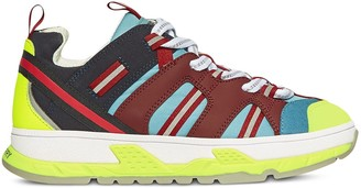 BURBERRY KIDS Union sneakers