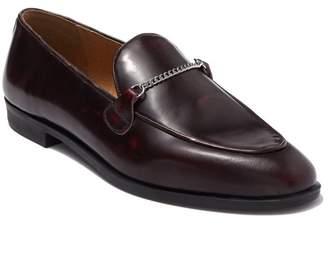 Topman Askew Chain Loafer