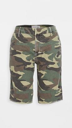 Sundry Camo Bermuda Shorts