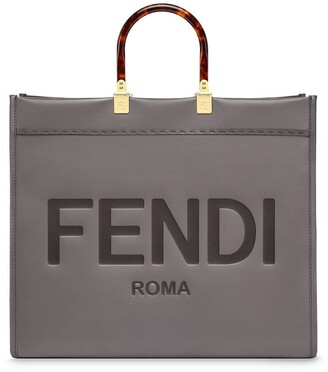 Fendi large Sunshine tote bag