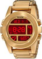 Nixon Men's A360502 Unit SS Watch
