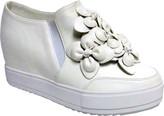 Penny Loves Kenny Women's Koi Slip-On Platform Wedge Sneaker