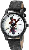 Disney Women's 'The Mad Hatter' Quartz Metal Watch
