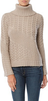 Ramy Brook Silena Merino Wool Sweater