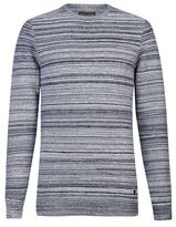 Burton Burton Casual Friday Textured Cotton Navy Pullover*