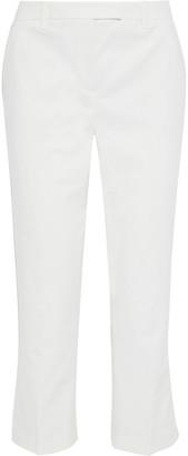 3.1 Phillip Lim Cotton-blend Kick-flare Pants