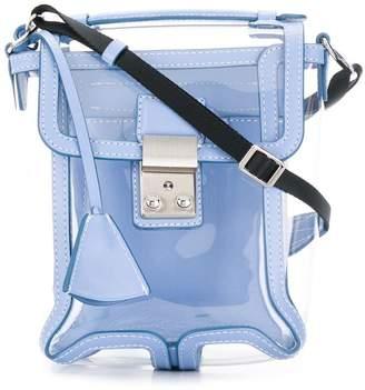 3.1 Phillip Lim PVC cross-body bag