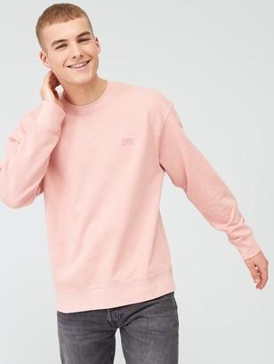 Levi's Authentic Logo Sweatshirt - Pink