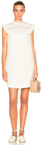 Sea Tassel Combo Sleeveless Dress