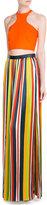 DSQUARED2 Silk Maxi Skirt