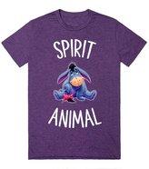 Skreened Eeyore Is My Spirit Animal   XL T-Shirt