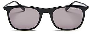 Montblanc Men's Square Sunglasses, 53mm