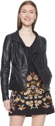 Desigual Women's Chaq_preston Long Sleeve Jacket Black (Negro 2000) 12 (Manufacturer Size: 40)
