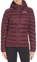 Mountain Hardwear Women's Mountain Hardware Stretchdown(TM) Hooded Jacket