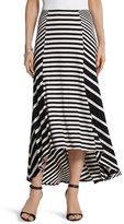 Chico's Mixed Stripe Maxi Skirt