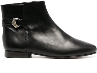 Tila March Courchevel boots