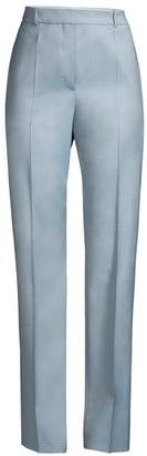 BOSS Tahilo Virgin Wool Tapered Trousers
