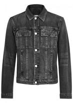 Helmut Lang Mr 87 Dark Grey Denim Jacket
