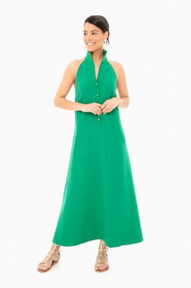 Green Jagger Dress