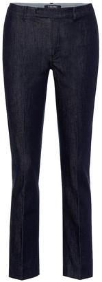 Max Mara S Ussita mid-rise straight jeans