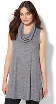 New York & Co. Lounge - Cowl-Neck Tunic