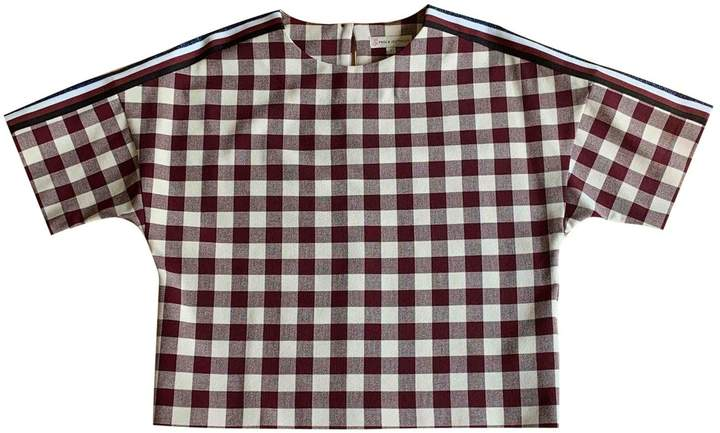 Paul & Joe Sister Burgundy Top for Women