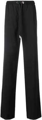 Les Hommes Urban drawstring track trousers