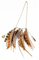 love child Feather Chain Necklace