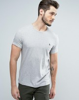 Jack Wills Sandleford T-Shirt with Pheasant Logo