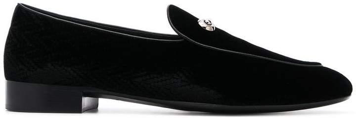 Giuseppe Zanotti Design Archibald loafers