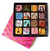 MarieBelle 16-Piece Ganache Box