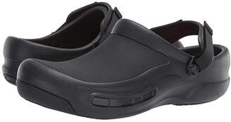 Crocs Work Bistro Pro LiteRidetm Clog (Black) Clog/Mule Shoes