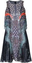 Mary Katrantzou 'Optera' dress - women - Silk/Lurex - 10