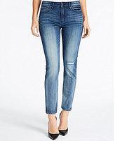 William Rast Slim Fit Straight-Leg Jeans