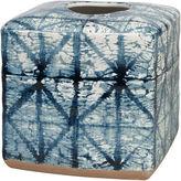 Asstd National Brand Shibori Tissue Box Cover